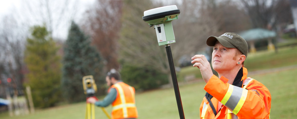 New Surveying Technology Installed