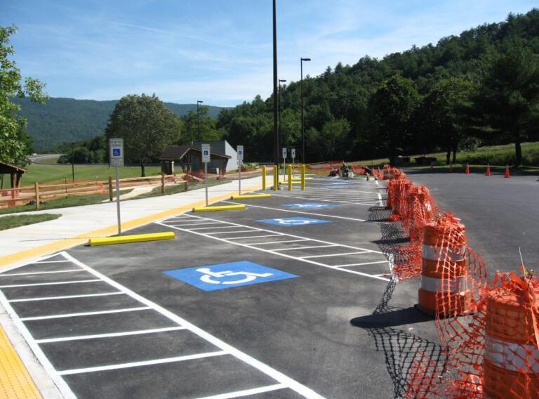 Rest Area ADA Compliance