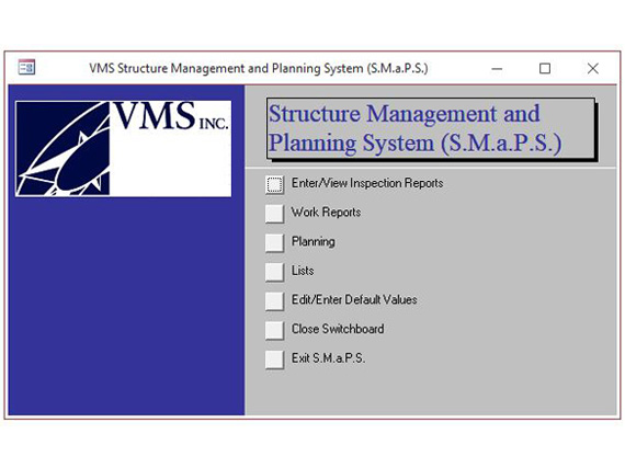 VMS Bridge Database Design