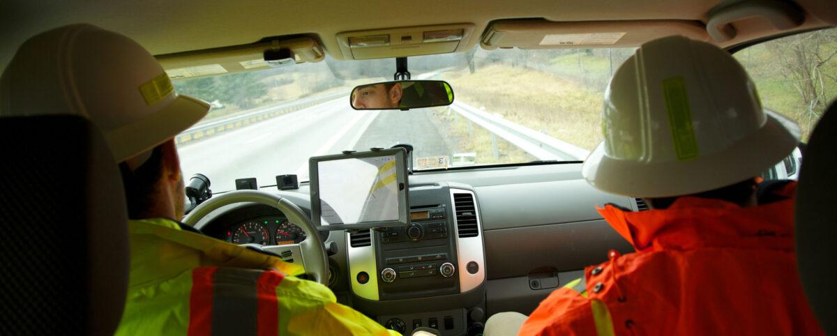 Pillar Highway Advisors in Truck
