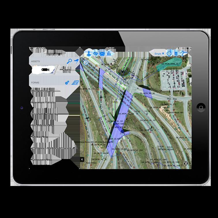 GIS iPad